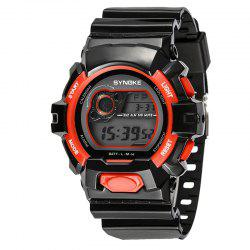 SYNOKE 67556 Sports Fashionable Man Electronic Watch -
