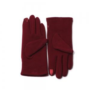 Winter Gloves for Women with Touch Screen Fingers Warm Texting Bowknot -