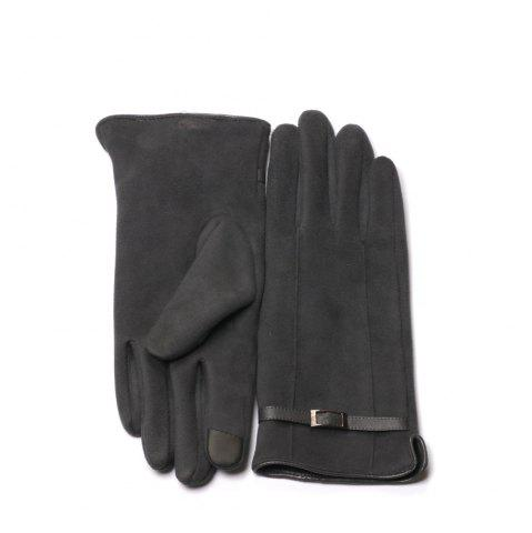 Chic Winter Gloves for Women with Touch Screen Fingers Warm Winter Outdoor