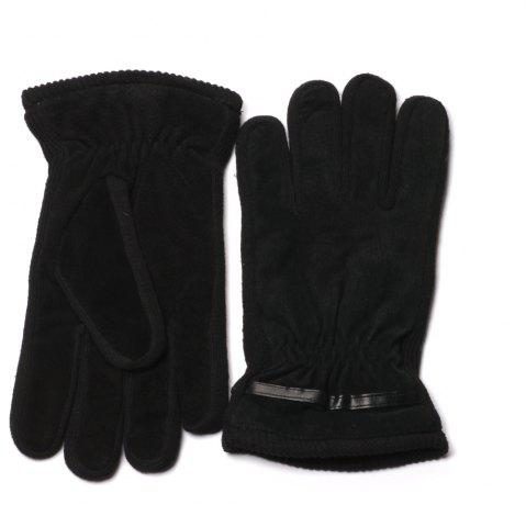 Outfits Winter Warm Elastic Cuff Men Gloves