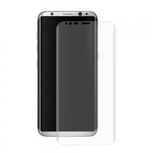 0.1mm Ultra-thin PET Screen Protector for Samsung Galaxy S8 Plus 3D Heat bending Membrane -