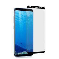3D PET Screen Protector for Samsung Galaxy S8 0.1mm Ultra-thin Heat Bending Membrane -
