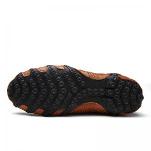 Octopus Genuine Leather Lace-Up Doug Shoes -