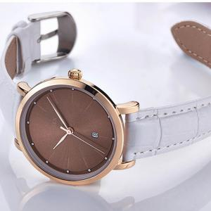 Cadisen C2015 Simple Style Women Fashion Waterproof Quartz Watch -