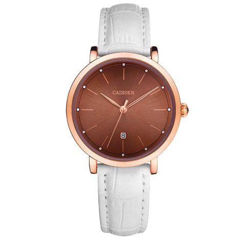Outfits Cadisen C2015 Simple Style Women Fashion Waterproof Quartz Watch