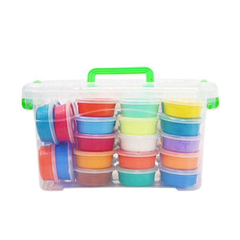 Outfits Super Light Clay 36 Colors  Non-toxic Plasticine Space Mud Souptoys