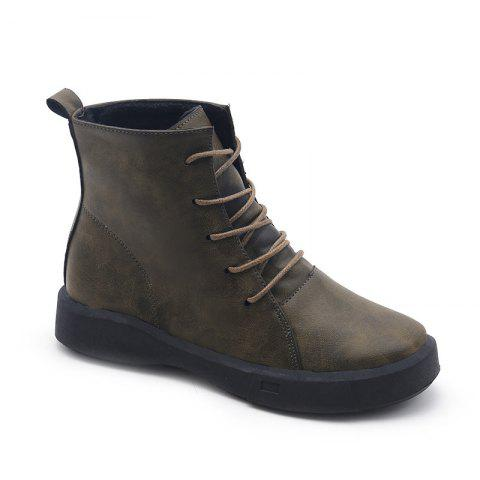 Hot Autumn Winter British Vintage Boots