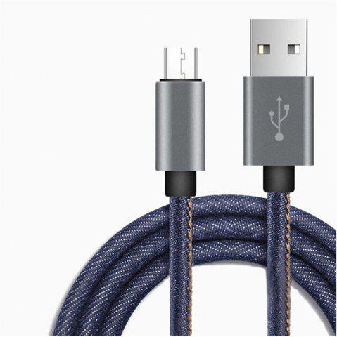 Unique Cowboy Data Line Cable for Samsung Galaxy