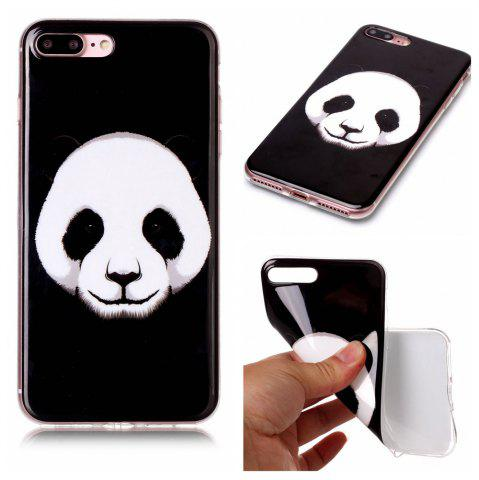 Unique Panda Ultra Thin Slim Soft TPU Silicone Case for iPhone 7 Plus/8 Plus