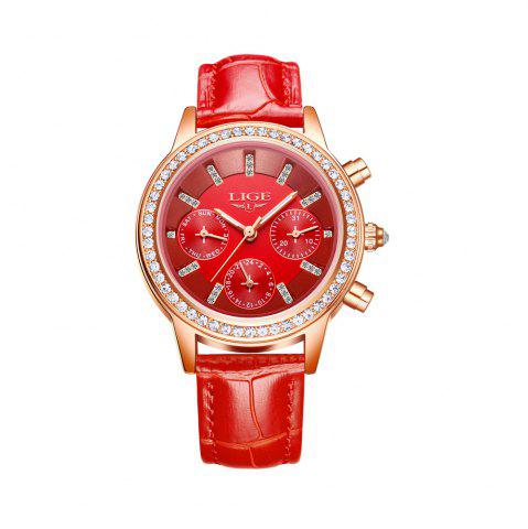 Sale LIG 9812 4863 Fashionable Exquisite Women Watch