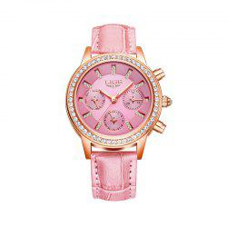 LIG 9812 4863 Fashionable Exquisite Women Watch -