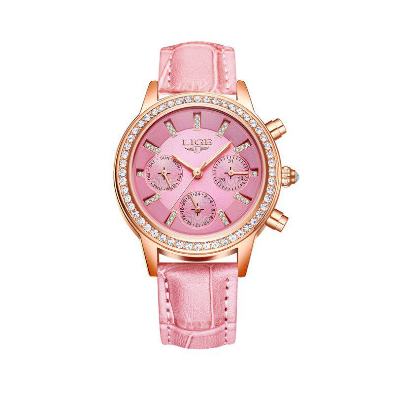 Hot LIG 9812 4863 Fashionable Exquisite Women Watch