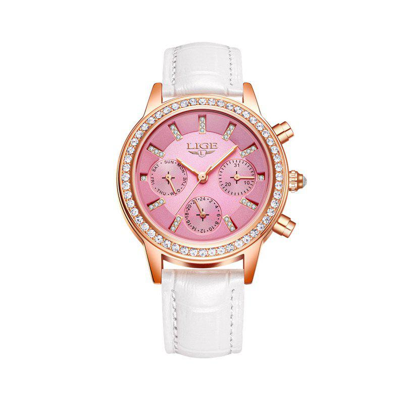 Buy LIG 9812 4863 Fashionable Exquisite Women Watch
