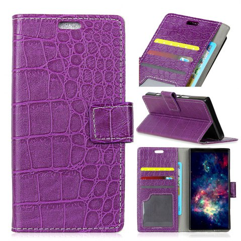 Discount Vintage Crocodile Pattern PU Leather Wallet Case for Xiaomi Redmi Note 4X
