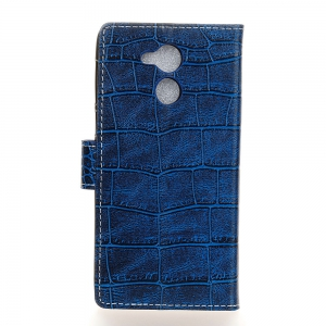 Vintage Crocodile Pattern PU Leather Wallet Case for Huawei Honor 6C -