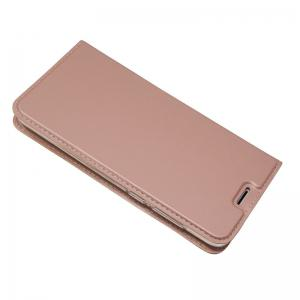 Ultra thin Flip Magnetic PU Leather Phone Cover for Huawei Honor 6X -