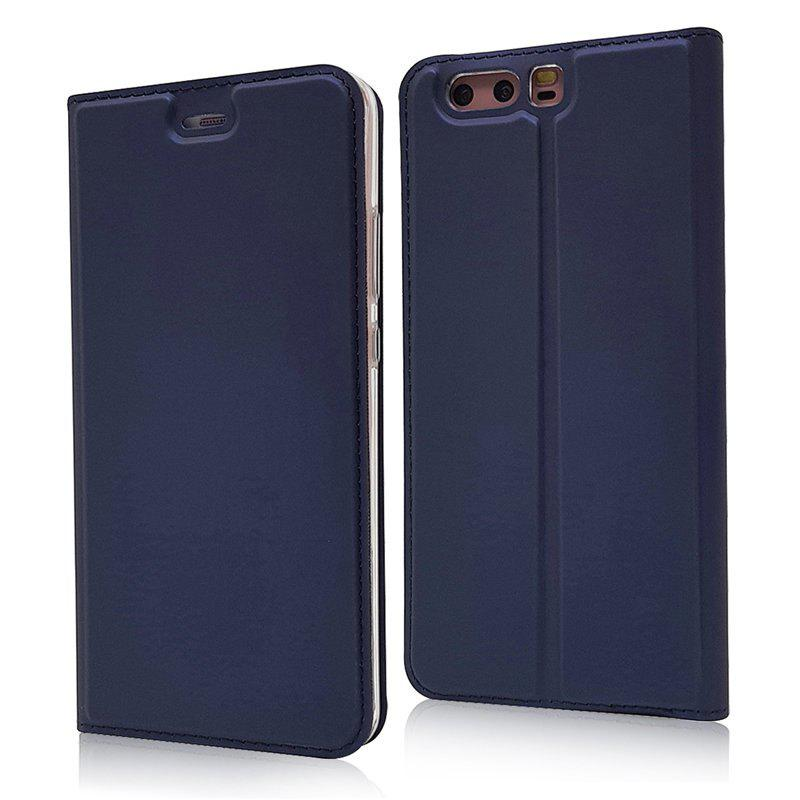 Hot Ultra thin Flip Magnetic PU Leather Phone Cover for Huawei P10 Plus