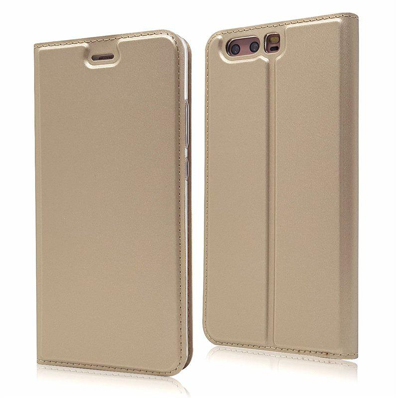 Chic Ultra thin Flip Magnetic PU Leather Phone Cover for Huawei P10 Plus