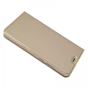 Ultra thin Flip Magnetic PU Leather Phone Cover for Huawei honor V9 -