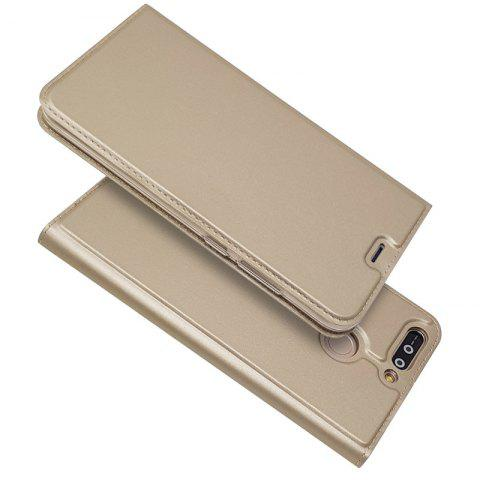 Fashion Ultra thin Flip Magnetic PU Leather Phone Cover for Huawei honor V9