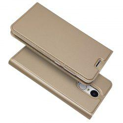 Ultra thin Flip Magnetic PU Leather Phone Cover for Huawei Enjoy 6 -