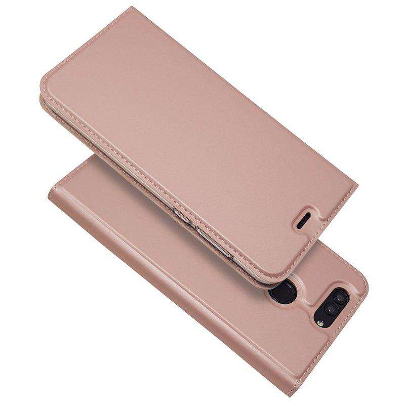 Chic Ultra thin Flip Magnetic PU Leather Phone Cover for Huawei Nova2 Plus