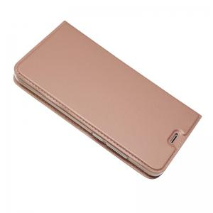 Ultra thin Flip Magnetic PU Leather Phone Cover for Huawei Enjoy 7Plus -