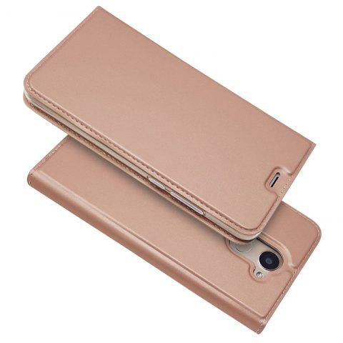 Outfit Ultra thin Flip Magnetic PU Leather Phone Cover for Huawei Enjoy 7Plus
