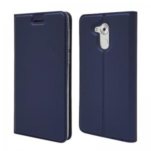 Ultra Thin Flip Magnetic PU Leather Phone Cover for Huawei Enjoy 6S -