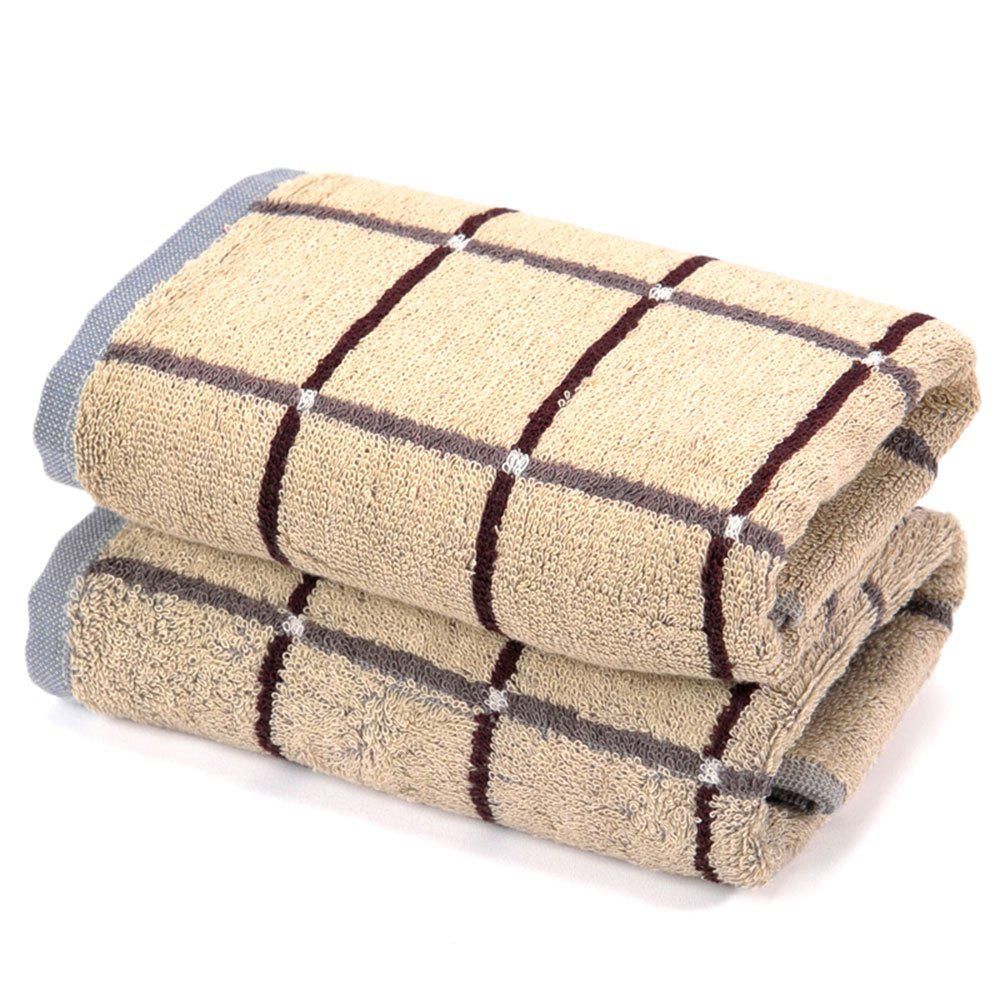Trendy Medium and Thick Bamboo Fiber Towel