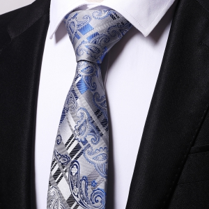 New Fashion Men's Ties Business Necktie Cashews Pattern Tie -
