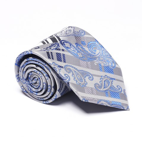 Unique New Fashion Men's Ties Business Necktie Cashews Pattern Tie