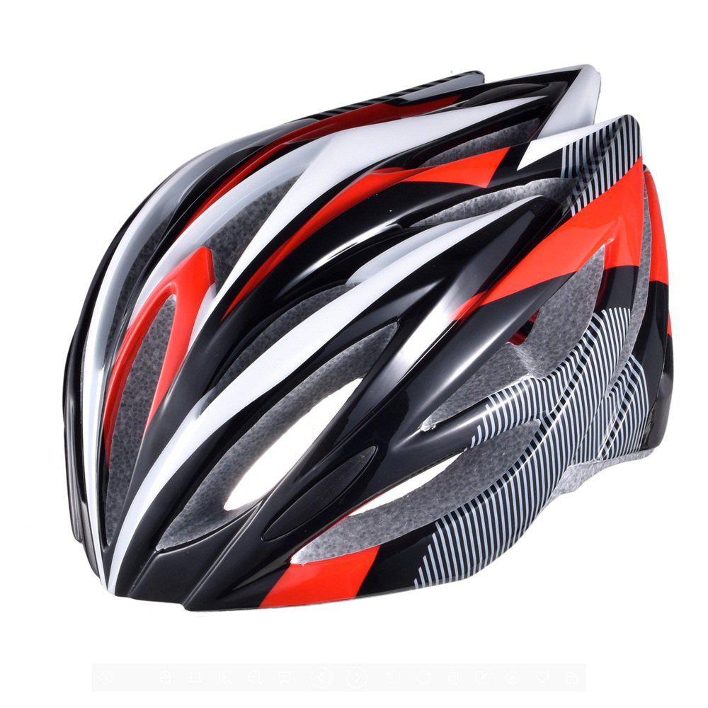 Online T-A029 Bicycle Helmet Bike Cycling Adult Adjustable Unisex Safety Equipment