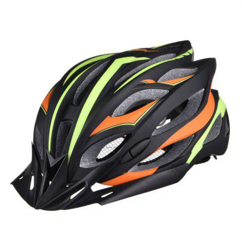 Outfit T-A008C Bicycle Helmet Bike Cycling Adult Adjustable Unisex Safety Equipment