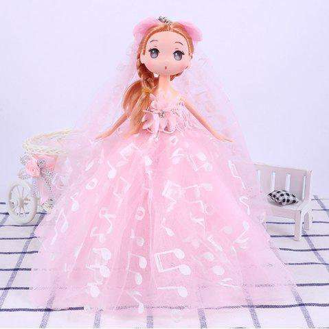 Online 26CM Wedding Dress Doll Toy
