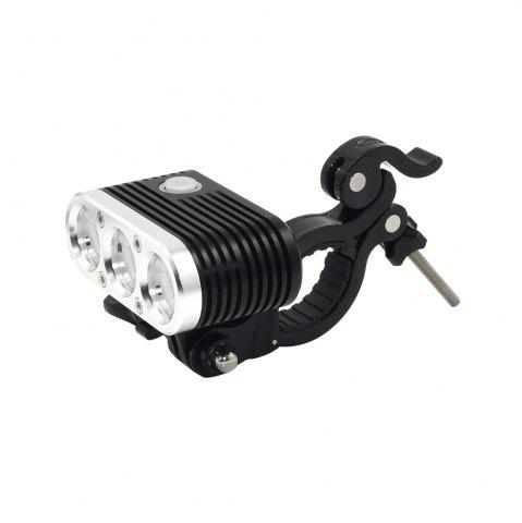 Fancy Wiz - XP3 Cree XM - L2 U3 Neutral White Led Bike Headlight 3 Flash Modes (Batteries Not Included)