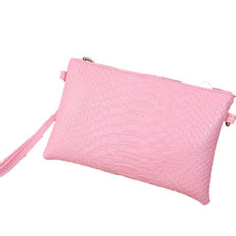 Best Women Crocodile Pattern Shoulder Diagonal Purse