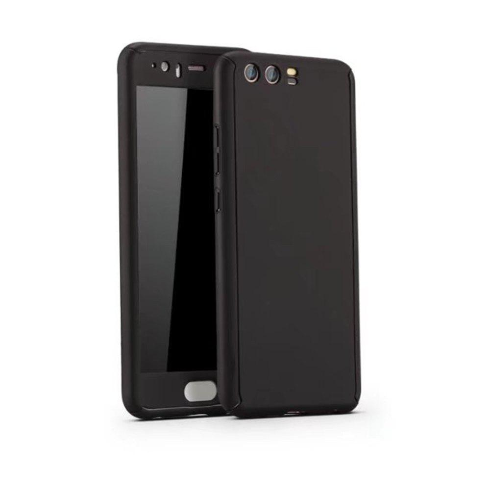 Latest Full PC Back Cover Funda Complete All Around with Tempered Glass Case for Hawei P10 Plus