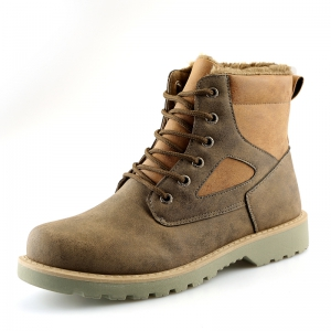 A07 Snowshoe Winter Cotton Boots with Warm Cotton Shoes -