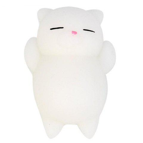 Cheap Cute Cat Style Squishy Toy for Pressure Reducing