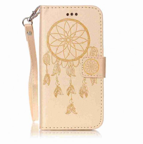 Affordable Double Embossed Dreamcatcher PU TPU Phone Case for iPhone 6  / 6S