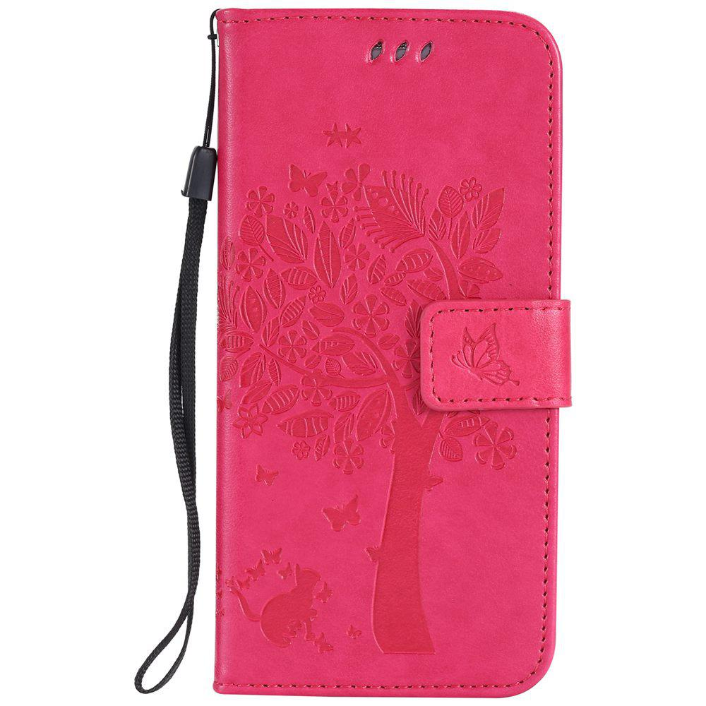 Buy Double Embossed Sun Flower PU TPU Phone Case for  Samsung Galaxy S7