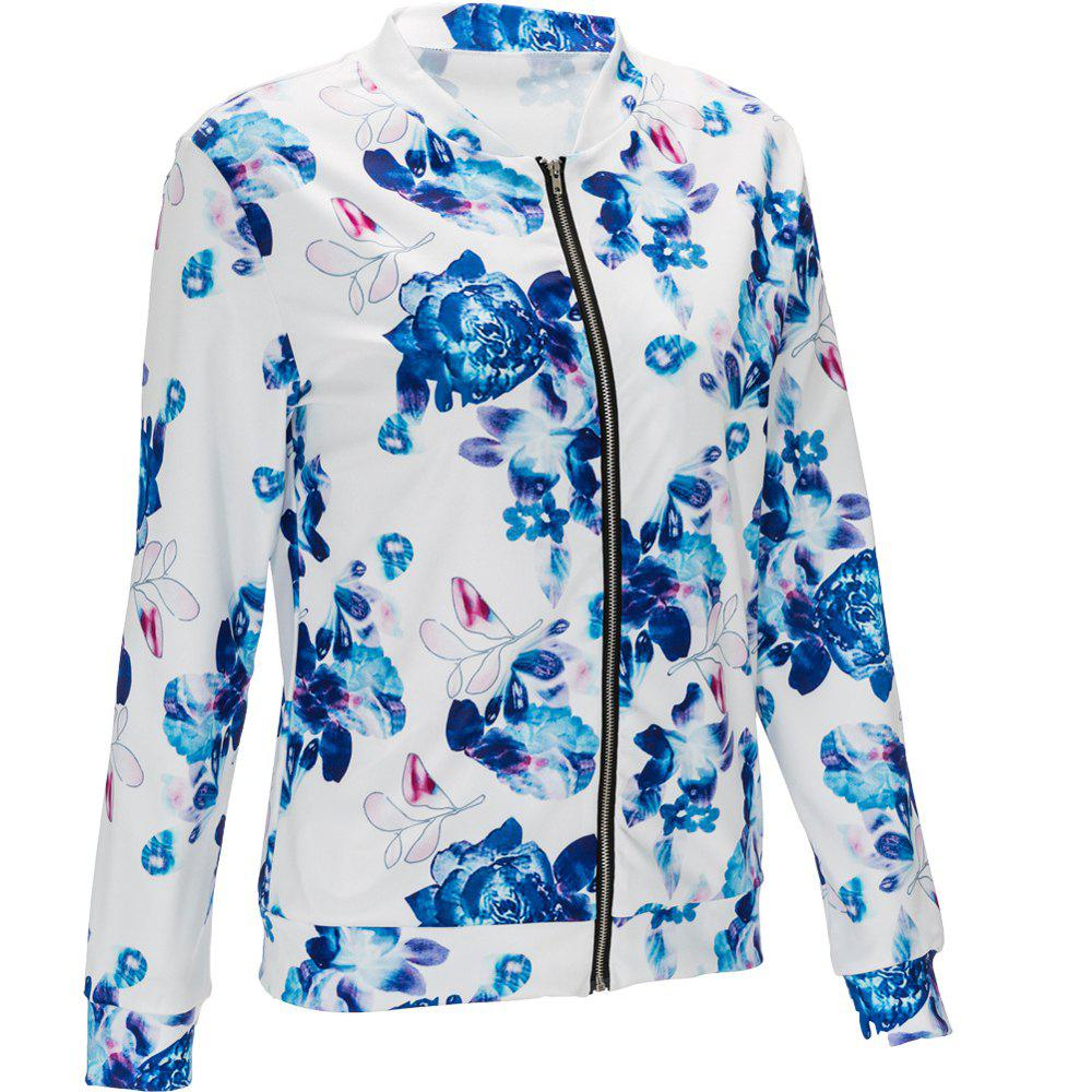 Sale 2017 New Style Flower Small Jacket Multicolor Jacket