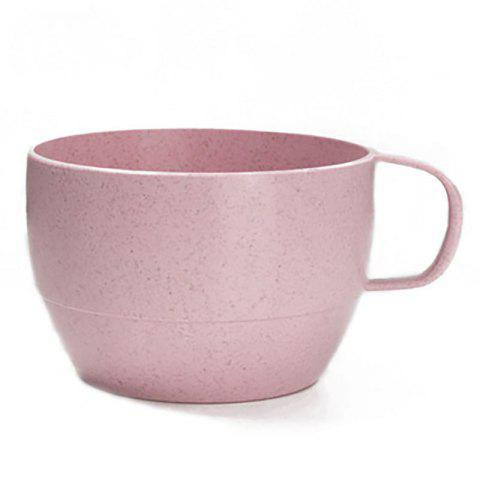 Latest DIHE Wheat Straw Tea Cup Literature and Art Environmental Protection