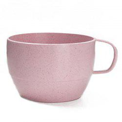 DIHE Wheat Straw Tea Cup Literature and Art Environmental Protection -