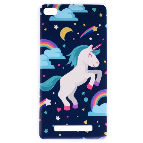 Discount Pegasus Pattern Soft TPU Clear Case for Xiaomi Redmi 4A