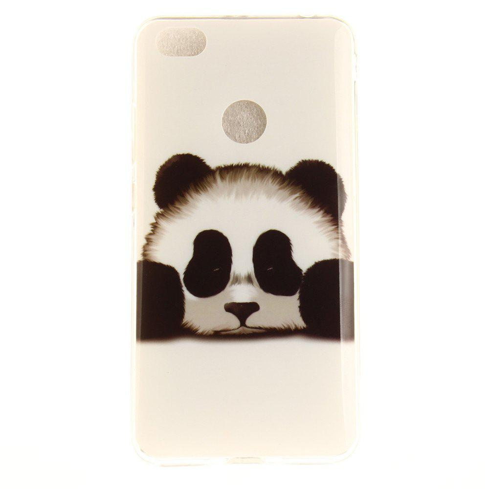 Latest Panda Soft Clear IMD TPU Phone Casing Mobile Smartphone Cover Shell Case for Xiaomi Redmi Note 5A Prime