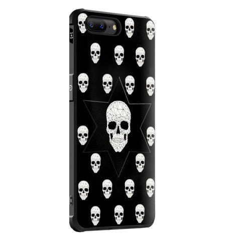 Trendy Protection Cartoon TPU Phone Case for Oneplus 5