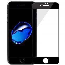2.5D Full Tempered Glass Screen Protector Film For iPhone 8 -