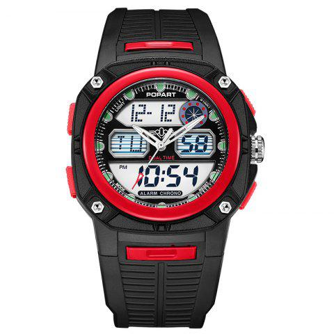 Outfits POPART 721AD Fashionable Multifunction Sports Unisex Watch